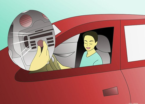Bí quyết lái xe đường dài không mệt - ảnh 6