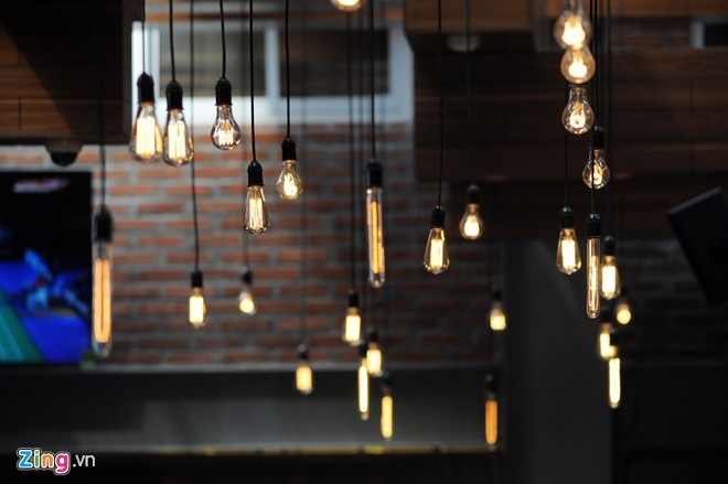Nhà hàng có thiết kế giống cây cổ thụ ở Hà Nội - ảnh 8