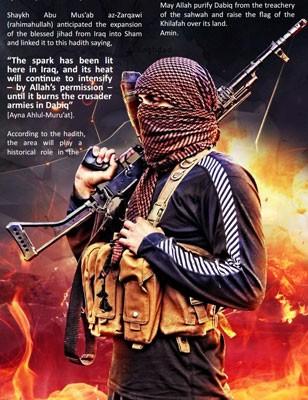 """""""Mũi tên độc"""" của tổ chức khủng bố IS - ảnh 1"""