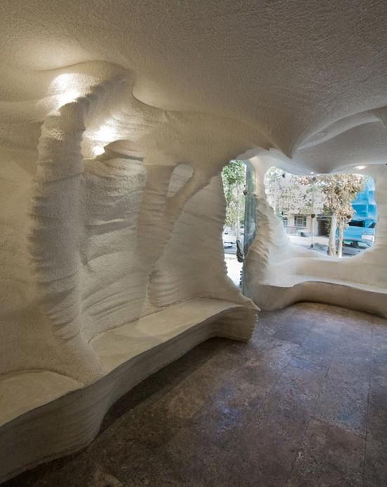 Lạ kỳ nhà hàng xây từ muối ở Iran - ảnh 5