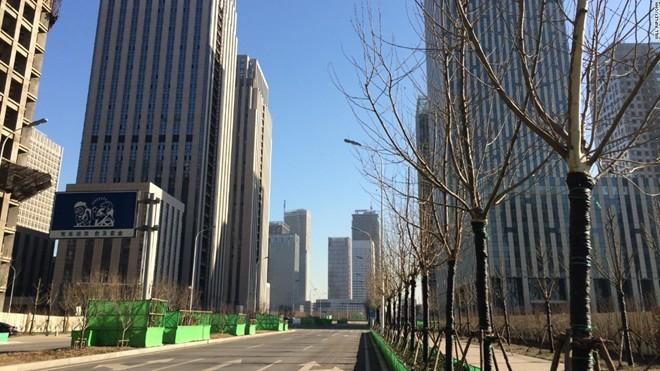 'Thành phố ma' hiện đại giữa lòng Trung Quốc - ảnh 2