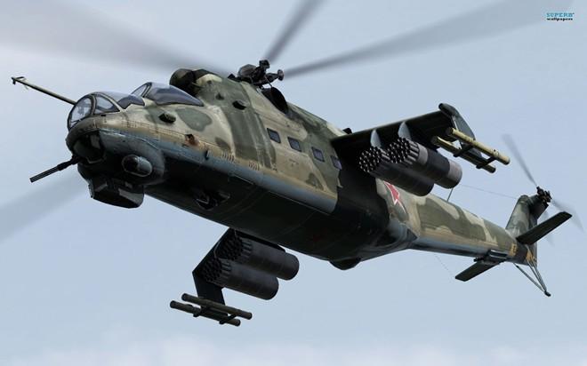 Những mẫu trực thăng 'làm mưa, làm gió' khắp hành tinh - ảnh 10