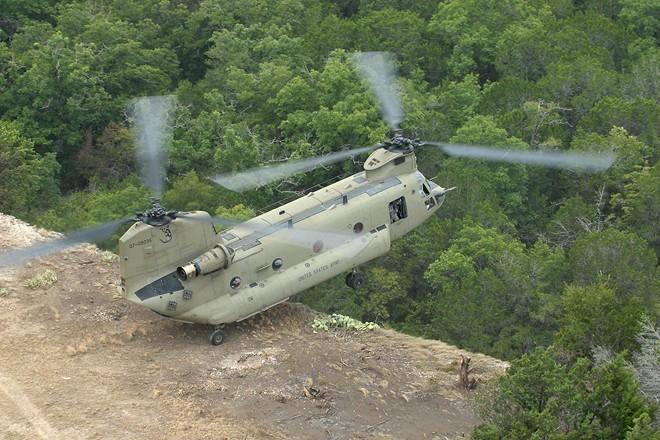 Những mẫu trực thăng 'làm mưa, làm gió' khắp hành tinh - ảnh 12