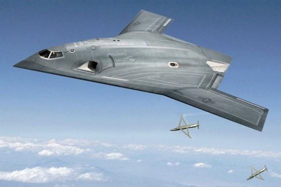 Mỹ ưu tiên phát triển máy bay ném bom tàng hình mới - ảnh 1