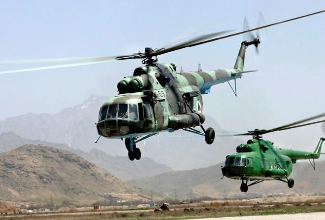 Những mẫu trực thăng 'làm mưa, làm gió' khắp hành tinh - ảnh 3