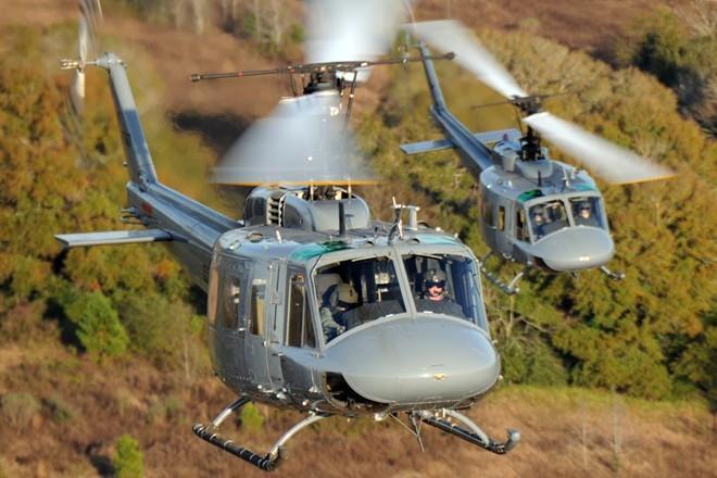 Những mẫu trực thăng 'làm mưa, làm gió' khắp hành tinh - ảnh 5