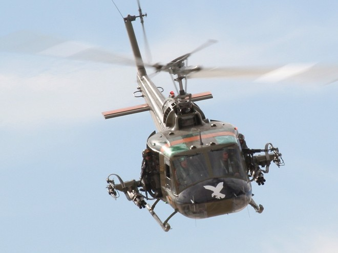 Những mẫu trực thăng 'làm mưa, làm gió' khắp hành tinh - ảnh 6