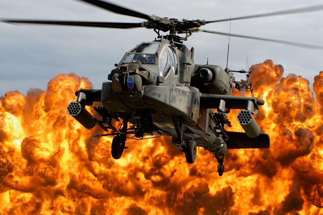 Những mẫu trực thăng 'làm mưa, làm gió' khắp hành tinh - ảnh 7