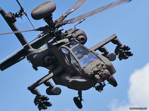 Những mẫu trực thăng 'làm mưa, làm gió' khắp hành tinh - ảnh 8