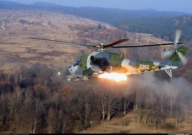 Những mẫu trực thăng 'làm mưa, làm gió' khắp hành tinh - ảnh 9