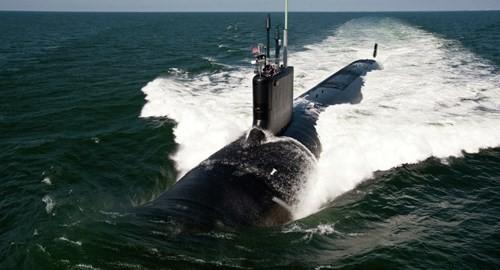 Mỹ sẽ có nữ thủy thủ tàu ngầm vào năm 2021 - ảnh 1
