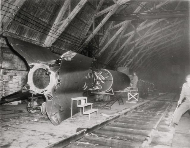 Bí mật nhà máy hạt nhân trong lòng đất của Đức - ảnh 1