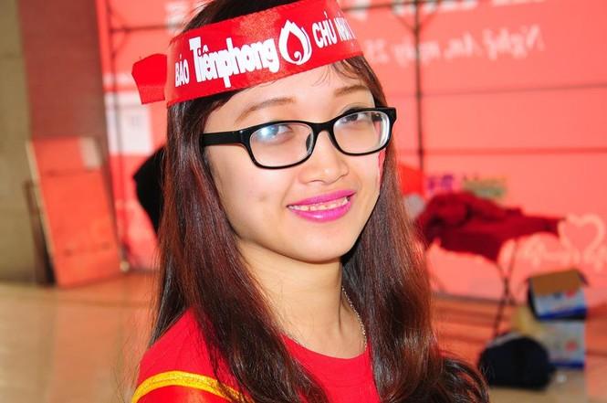 Rất đông bạn trẻ hiến máu tại Nghệ An - ảnh 2