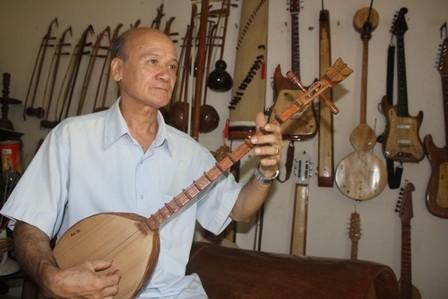 Bộ nhạc cụ bằng gỗ dừa lập kỷ lục Việt Nam - ảnh 4