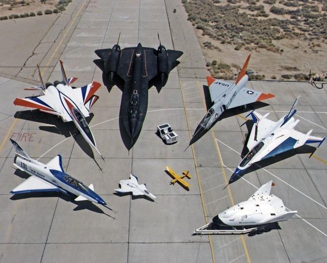 'Chim đen' SR-71, máy bay nhanh nhất mọi thời đại của Mỹ - ảnh 5