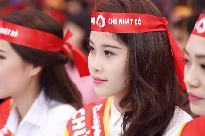 [ẢNH] Các Hoa hậu, Á hậu tham gia ngày hội hiến máu - ảnh 9