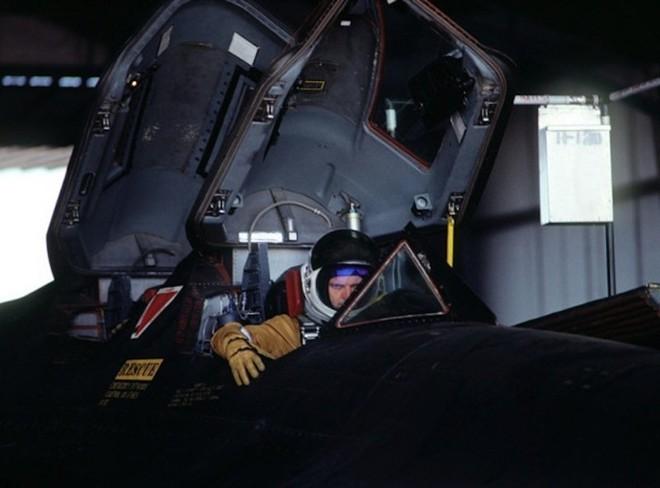 'Chim đen' SR-71, máy bay nhanh nhất mọi thời đại của Mỹ - ảnh 6