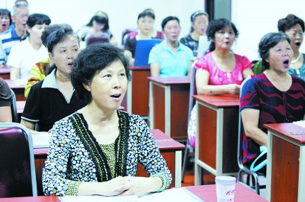Đại học cho người cao tuổi ở Trung Quốc - ảnh 6