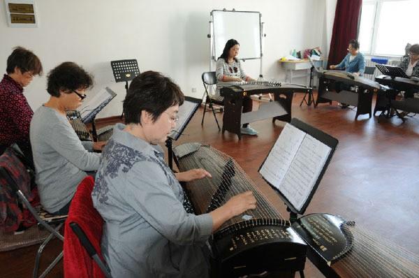 Đại học cho người cao tuổi ở Trung Quốc - ảnh 8