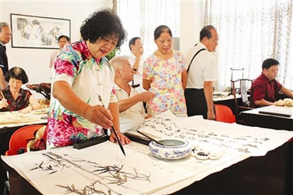 Đại học cho người cao tuổi ở Trung Quốc - ảnh 9