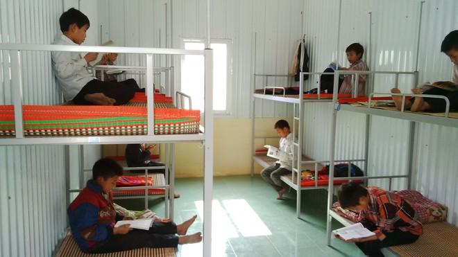 Khánh thành nhà nội trú cho trường THCS Mường Lý - ảnh 1