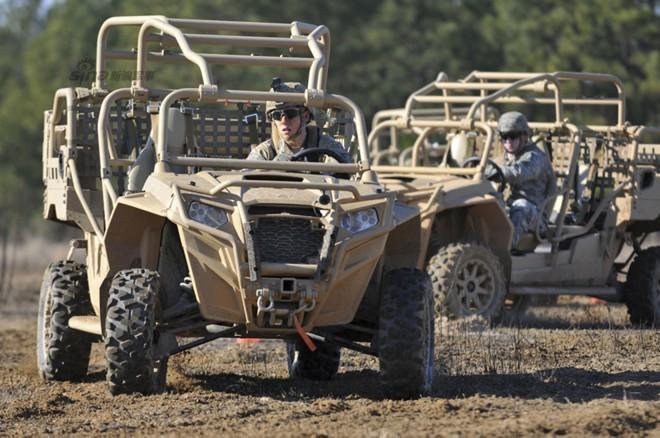 Xe đổ bộ độc đáo của đặc nhiệm Mỹ - ảnh 2