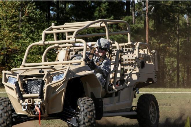 Xe đổ bộ độc đáo của đặc nhiệm Mỹ - ảnh 5