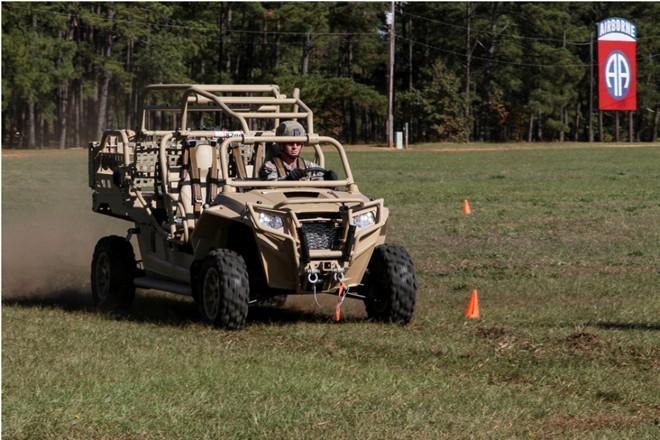 Xe đổ bộ độc đáo của đặc nhiệm Mỹ - ảnh 7