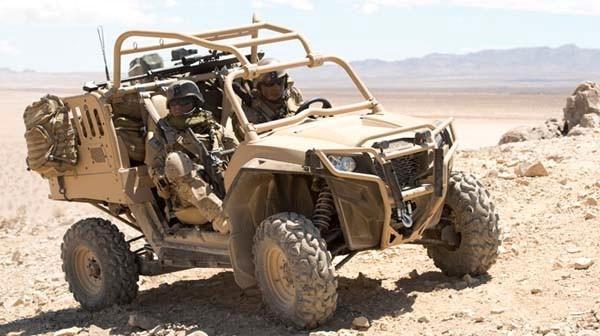 Xe đổ bộ độc đáo của đặc nhiệm Mỹ - ảnh 9