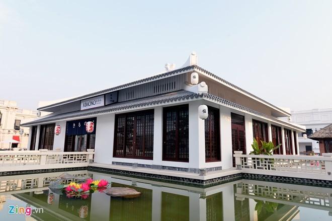 Khu ăn chơi, tiệc tùng hoành tráng mới ở Hà Nội - ảnh 12