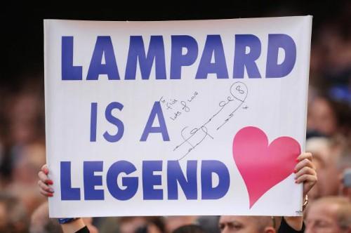 Thư gửi Lampard, ngày huyền thoại trở lại Stamford Bridge - ảnh 1