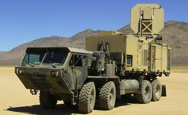 Những siêu vũ khí sở hữu công nghệ tương lai của quân đội Mỹ - ảnh 1