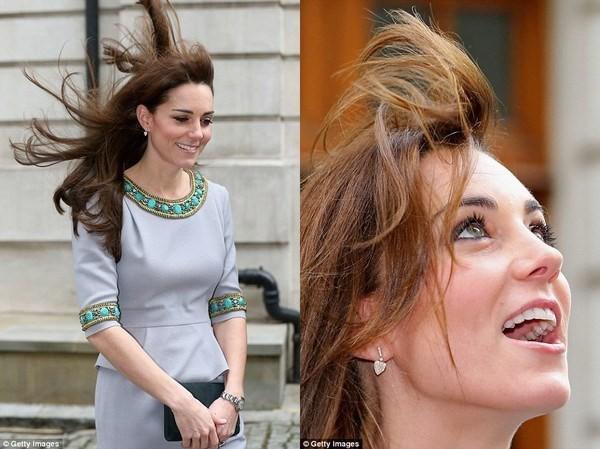 Bí quyết chăm sắc đẹp hoàn hảo của công nương Kate Middleton - ảnh 6