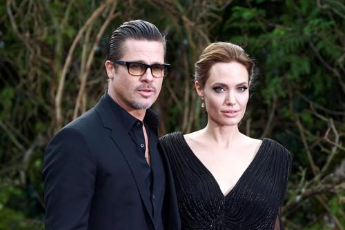 Angelina Jolie tạm thời giành quyền nuôi 6 con - ảnh 1