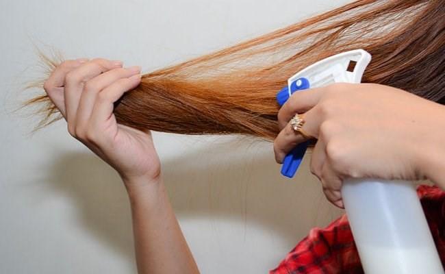 Duỗi thẳng tóc tự nhiên không cần hóa chất hoặc máy ép - ảnh 6