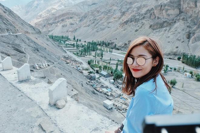 Rapper Tiến Đạt du lịch nước ngoài cùng bạn gái mới - ảnh 5