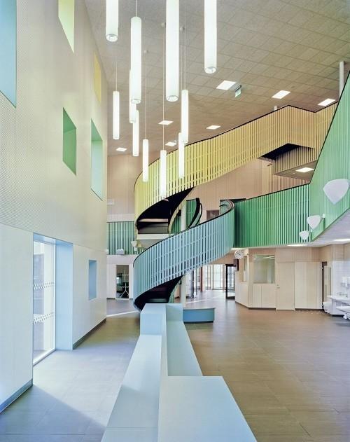Những trường học đẹp nhất thế giới - ảnh 5