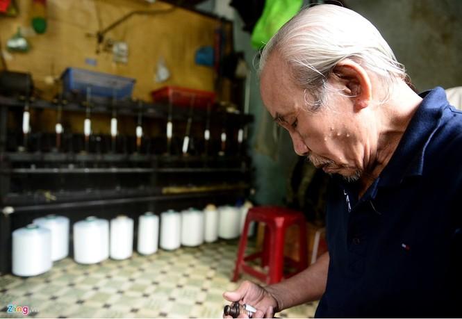 Làng dệt cổ nhất Sài Gòn thấp thỏm tan rã - ảnh 11