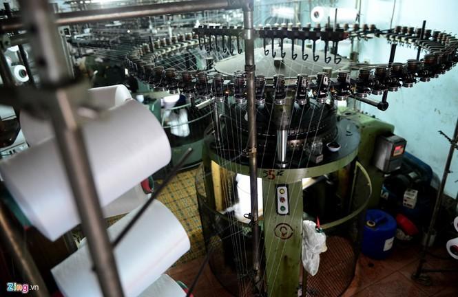 Làng dệt cổ nhất Sài Gòn thấp thỏm tan rã - ảnh 15