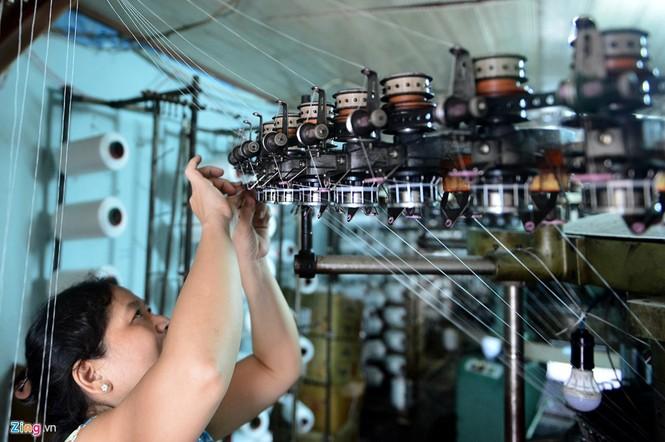 Làng dệt cổ nhất Sài Gòn thấp thỏm tan rã - ảnh 17