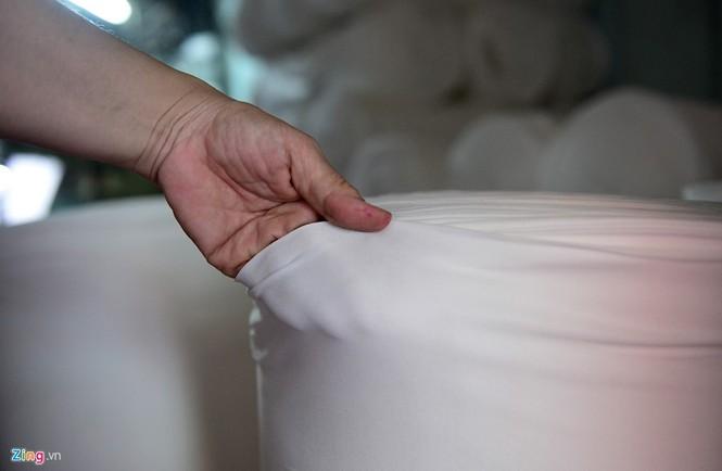Làng dệt cổ nhất Sài Gòn thấp thỏm tan rã - ảnh 19