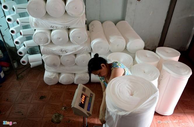 Làng dệt cổ nhất Sài Gòn thấp thỏm tan rã - ảnh 20
