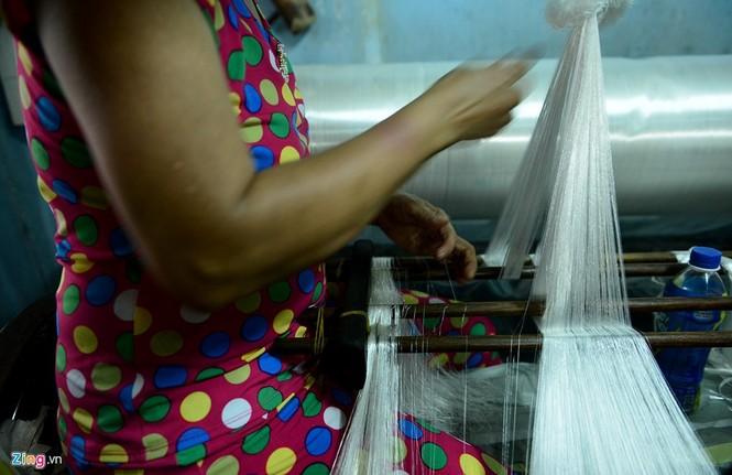 Làng dệt cổ nhất Sài Gòn thấp thỏm tan rã - ảnh 6