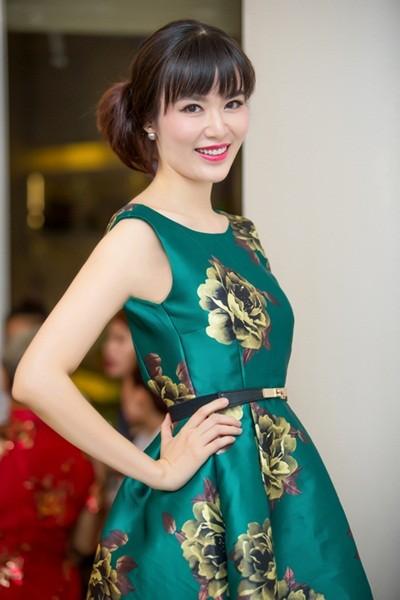 Nhan sắc Hoa hậu Thu Thủy sau 22 năm đăng quang - ảnh 10