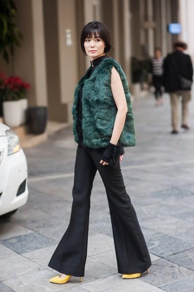 Nhan sắc Hoa hậu Thu Thủy sau 22 năm đăng quang - ảnh 11