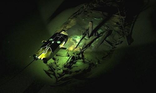 40 xác tàu đắm nguyên vẹn dưới đáy Hắc Hải - ảnh 3