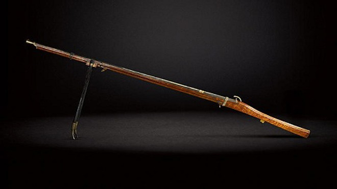 Súng săn của vua Càn Long có giá gần 2 triệu USD - ảnh 1