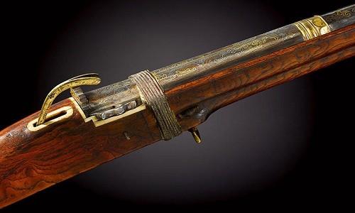 Súng săn của vua Càn Long có giá gần 2 triệu USD - ảnh 2