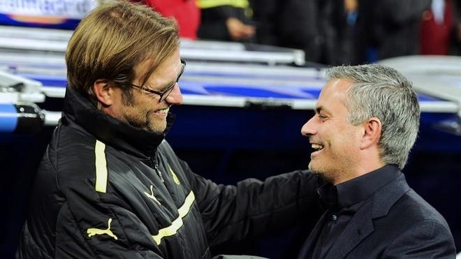 HLV Mourinho thất thế khi đối đầu Klopp - ảnh 2