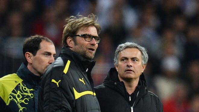 HLV Mourinho thất thế khi đối đầu Klopp - ảnh 4